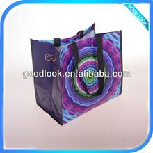 PP woven reusable shopping bags