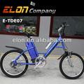 24v li-ion de la batería niño bici eléctrica( e- tde07)