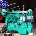 Motor diesel marinho 6bt5.9- m120 para venda