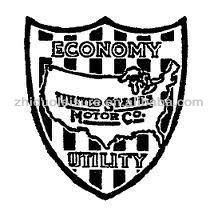 Kirksite nissan impul car logo emblem