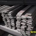 china fornecedor da folha de mola de aço 5160 barra chata de laminação a quente