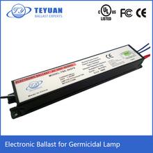 Electronic Ballast for Germicidal UV Lamp