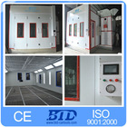 Hot sale baking oven/car paint spray booth/automotive paint spray booth for sale with CE (2 years warranty time)