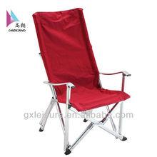 camping aluminium folding relax chair