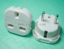 The Cheapest travel adapter plug korea market