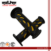 HB-030 Customized 22mm Guangzhou Manufacture Rubber Yellow Off Road Racing Dirt Bike Handle Hand bar Grip