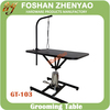 hydraulic lifting pet grooming table/ ZHENYAO GT-103 hydraulic dog grooming table