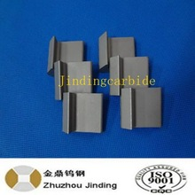 cemented carbide for tamping tines
