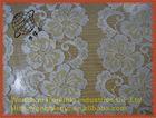 2014 best seller lastest stytle flower pattern cheap OEM Cotton guipure Lace Fabric