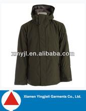 Wholesale Men's outdoor 100% Nylon ski jacket for hiking&camping