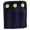 6 pack neoprene wine bottle cooler sleeve