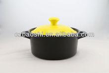 Heat-resistant ceramic, family soup pot health