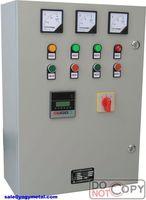 Outdoor distribution box control panel board