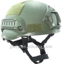 mich2002 ACH Helmet OD Military Tactical Helmet Airsoft Helmet