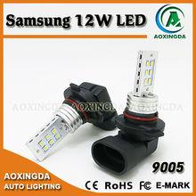 9005 Samsung 12W car LED fog light