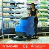 Floor Scrubber walk behind R70BT which can clean the Mud Dust Oil stains Dryer