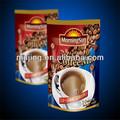 personalizado coffee bean embalagensplásticas saco