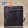 cheap cowhide Leather Messenger Bag Men Fashion Business Briefcase leather men bags
