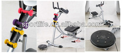 Fitness equipment AB COASTER new design 2014 made in China