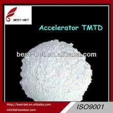 Dissulfeto de tetrametiltiuram borracha do acelerador tmtd( tt)
