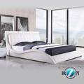 cor branca elegante italiano mobiliário mobília do quarto conjunto