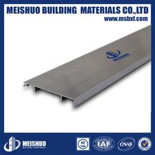 Vinyl Skirting Board/Aluminum Skirting Profile for Decoration
