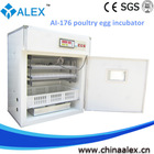 best price pigeon baskets chicken egg incubator AI-176 brooder for farm