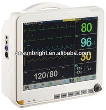 German software multi-parameter patient monitor