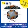 Heat-transfer Custom Printed Aluminium for Advertising Parasol Umbrella