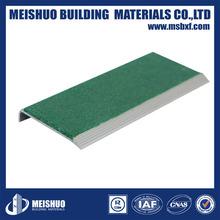 Carborundum Metal Stair Nosing Tread for Shopping Malls (MSSNC-6)