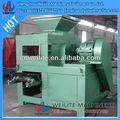 Coconut shell carvão briquete de pó de planta/pó de carbono máquina da imprensa
