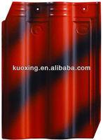 export India single and multi color kerala ceramic roof tile