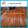 120cm length pvc coated wooden handle brush