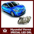 partes de automóviles hyundai verna durante el día la luz