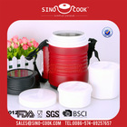 Double Wall Stainless Steel Thermal Food Container