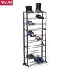simple design 30pair display shoe rack