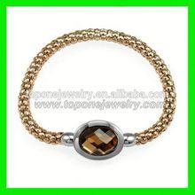 2015 best imports new style hot selling rose gold bangle