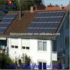 solar power lighting system solar home power system solar module system