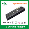 3 years warranty waterproof IP67 constant voltage 60w 12v led power supply
