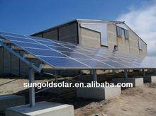 hot sale renewable energy solar panel plant