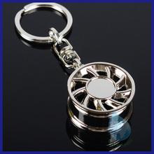 Metal turbo keychain/special metal turbo keychain china manufacturer