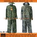 Alemán Digital Camo ACU uniforme trajes de combate militares