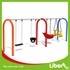 Baby Seat Metal Outdoor Solitary Kids Swing Set of Garden Park Furniture