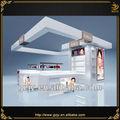 personalizado de alta gama de cosméticos mac quiosco de la pantalla