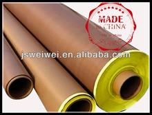 fiberglass fabric tape coated ptfe from jiangsu weiwei(veik)