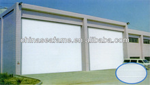 Finger Protect Double Automatic Roller Doors,PVC door pabel,finger protection Roller doors