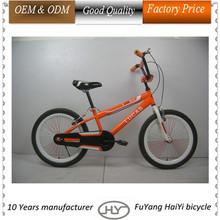classical children bmx racing bike