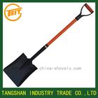 adjustable handle carbon fiber garden tools spade shovel