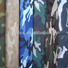 camouflage fabric cotton textile fabric in china