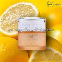 Wholesale imported natural orange fragrances for cream